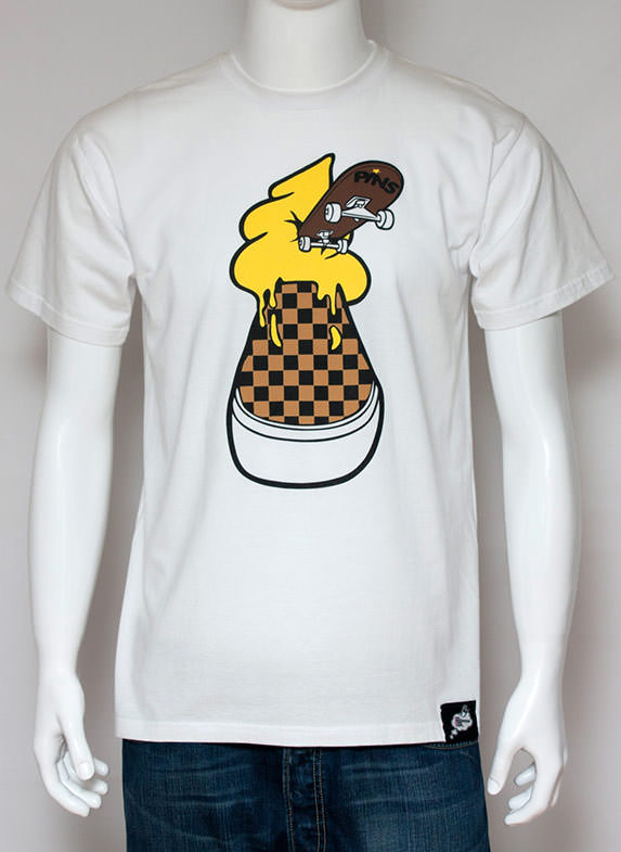 Ice Cream Vans White T-shirt