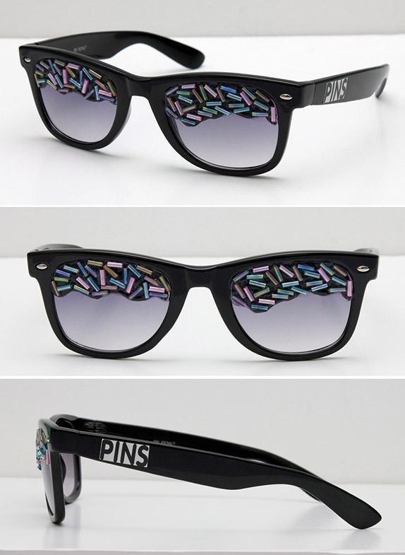Krispy Shades 3D Black