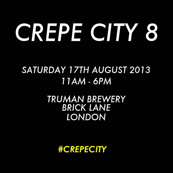 crepe city at brick lane