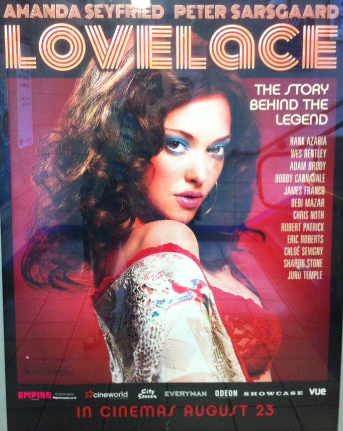 linda lovelace poster