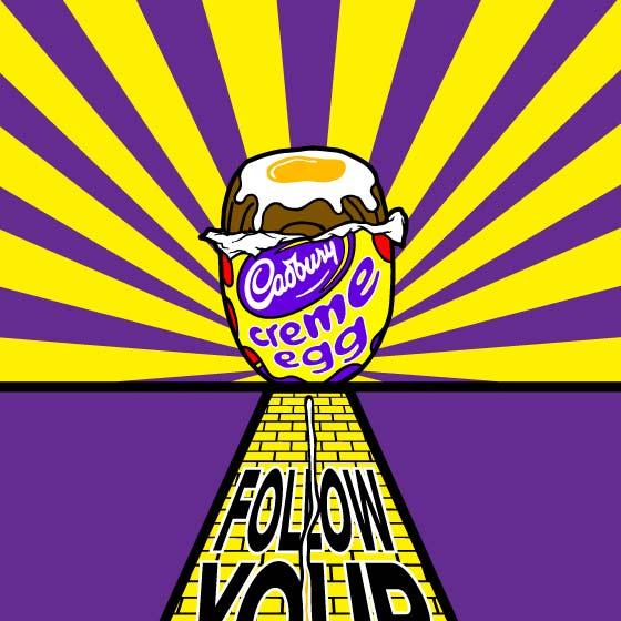 Follow Your Creme