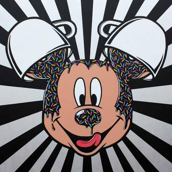Mickey Teacups