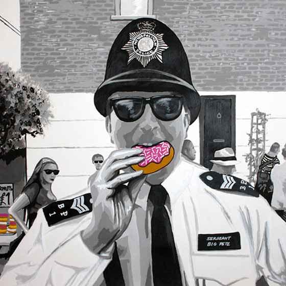 Nickin' Donuts