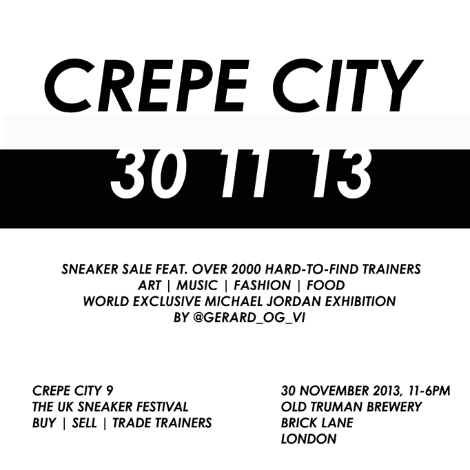 crepe city 9 sneakers brick lane