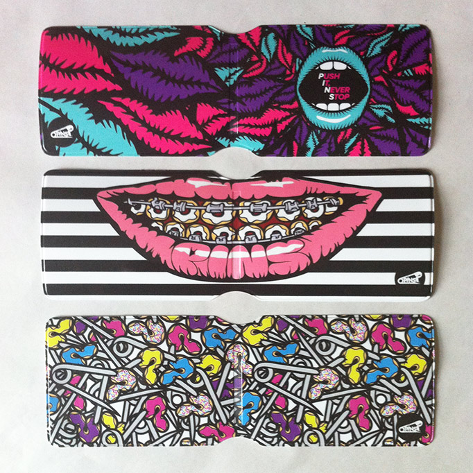 PINS OYSTER CARD WALLETS 1