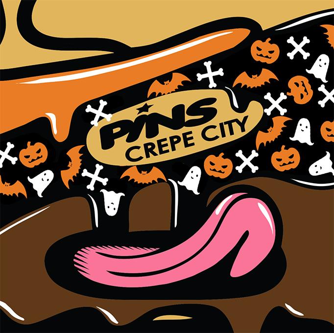 PINS X CREPE CITY 14 – RECAP