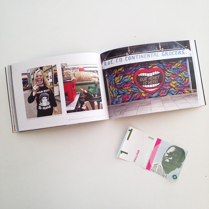 GREAT BRIXTON BOOK – ARTWORK  FEATURE