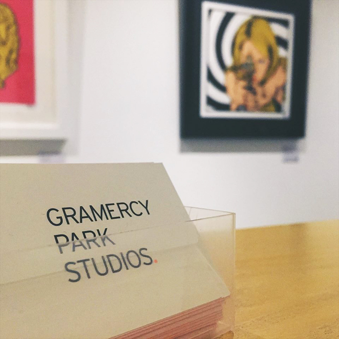 gramercy park studios pins artist marilyn monroe art exhibition